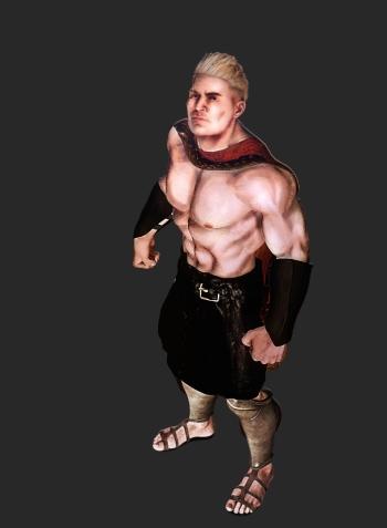 Aidoneus Graysen (HADES) Character