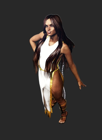 Cytheria Aphrodite Character