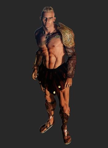 Enos-Poseidon Character