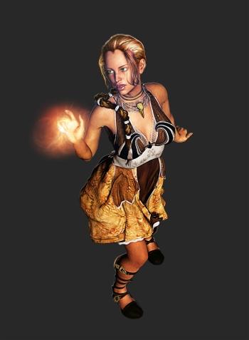 Hestia-Vesta Character