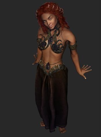 Selene Character